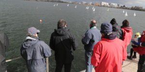 aux commandes voile radiocommandee centre de voile Bordeaux lac