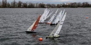 flotte VRC Centre de voile Bordeaux lac