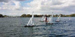 flotte VRC Centre de voile Bordeaux lac rocade