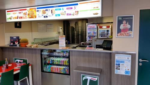 Tutti Pizza Ginko affiche Journée Portes Ouvertes 2018 Centre de Voile Bordeaux-Lac